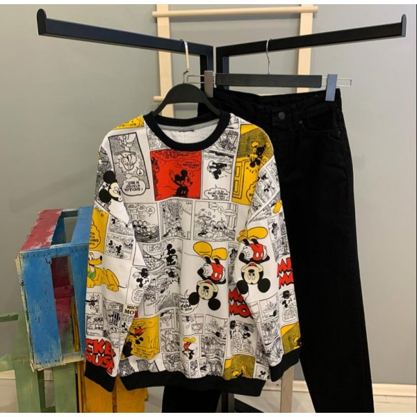 Mickey Mouse Sweat