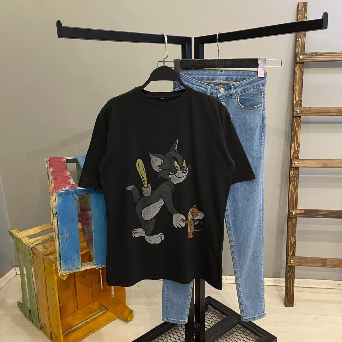 Tom Ve Jerry Tshirt